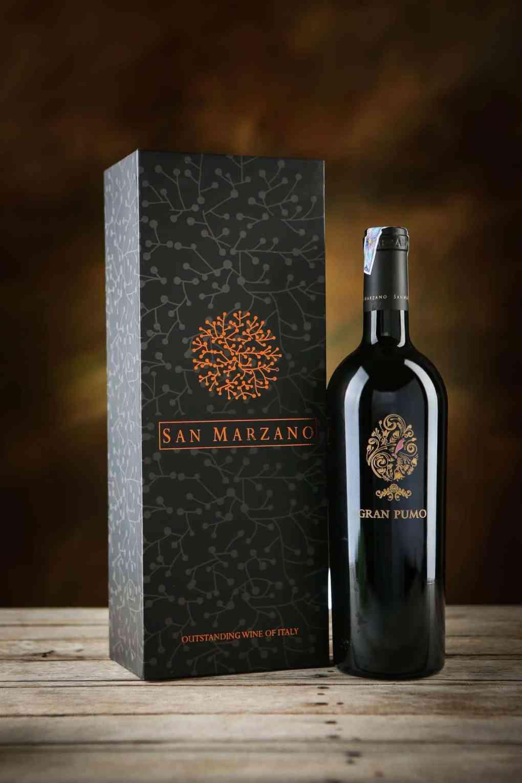 Bán rượu vang Ý Gran pumo tại Vũng Tàu giá Tốt