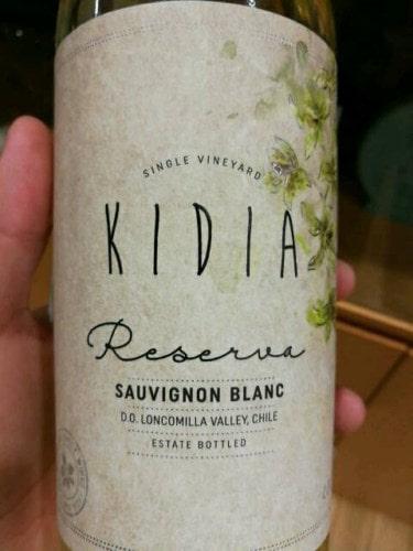 Rượu vang chile kidia sauvignon blanc giá tốt nhất tại Hà Nội