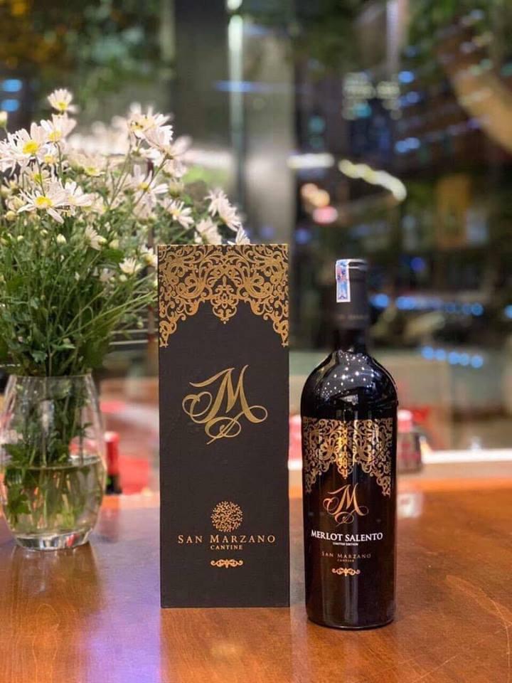 Nhập khẩu rượu vang m malvasia nera tại Hải Dương giá tốt nhất
