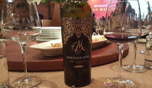 Nhập khẩu rượu vang m malvasia nera tại Móng Cái giá tốt nhất
