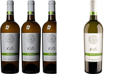 Bán Rượu Vang Ý Talò Verdeca tại Đồng Tháp giá tốt nhất - Shop rượu vang 247