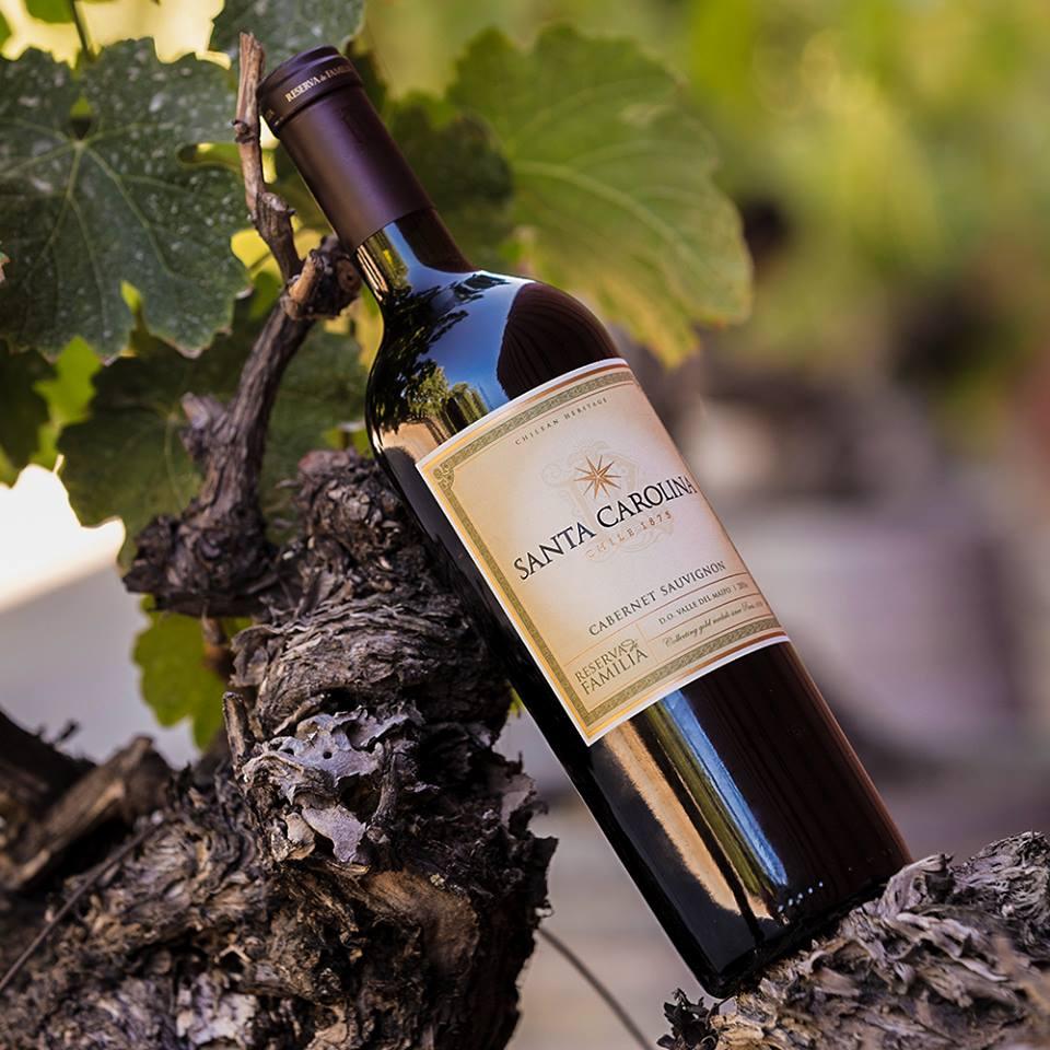 Bán rượu vang Santa Carolina Reserva Cabernet Sauvignon tại Vũng Tàu giá tốt