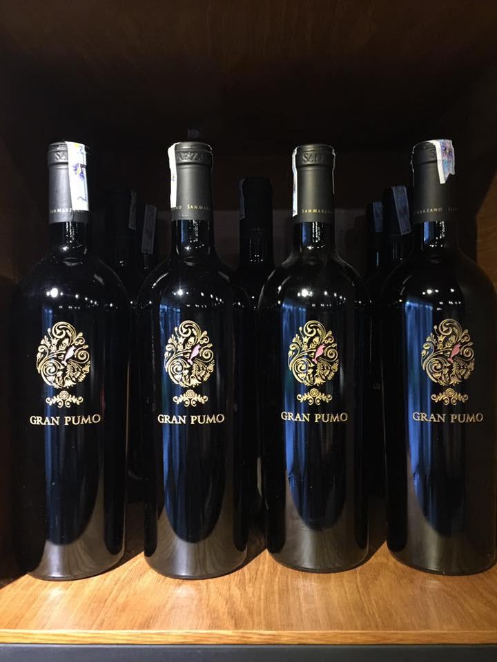 Rượu vang Gran Pumo Salento tại Đà Nẵng giá nhập khẩu