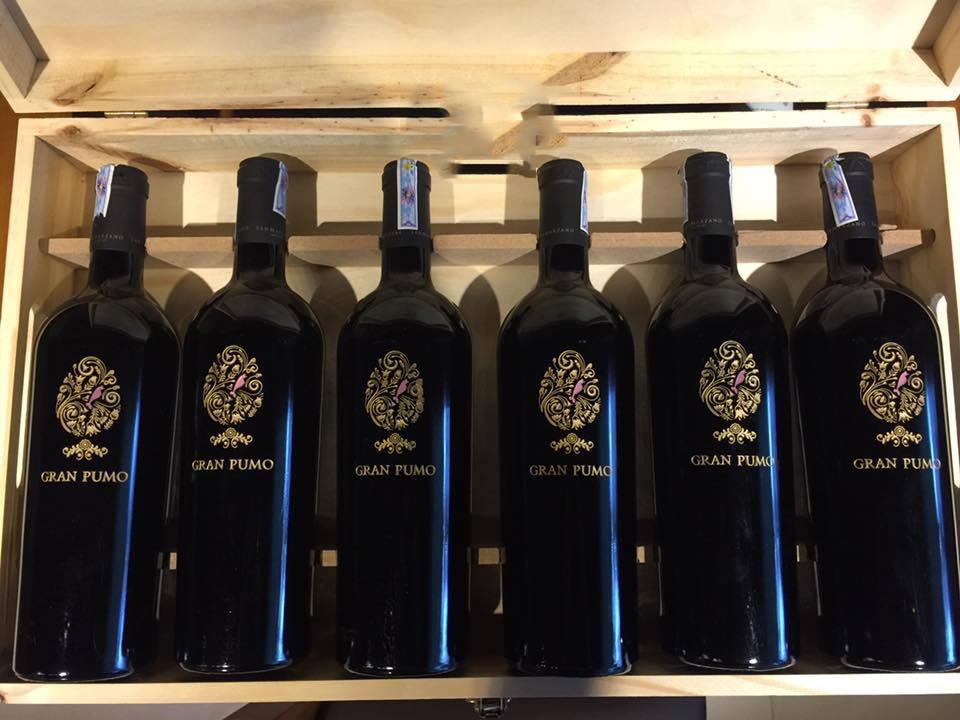Rượu vang Gran Pumo Salento tại Hải Phòng giá nhập khẩu