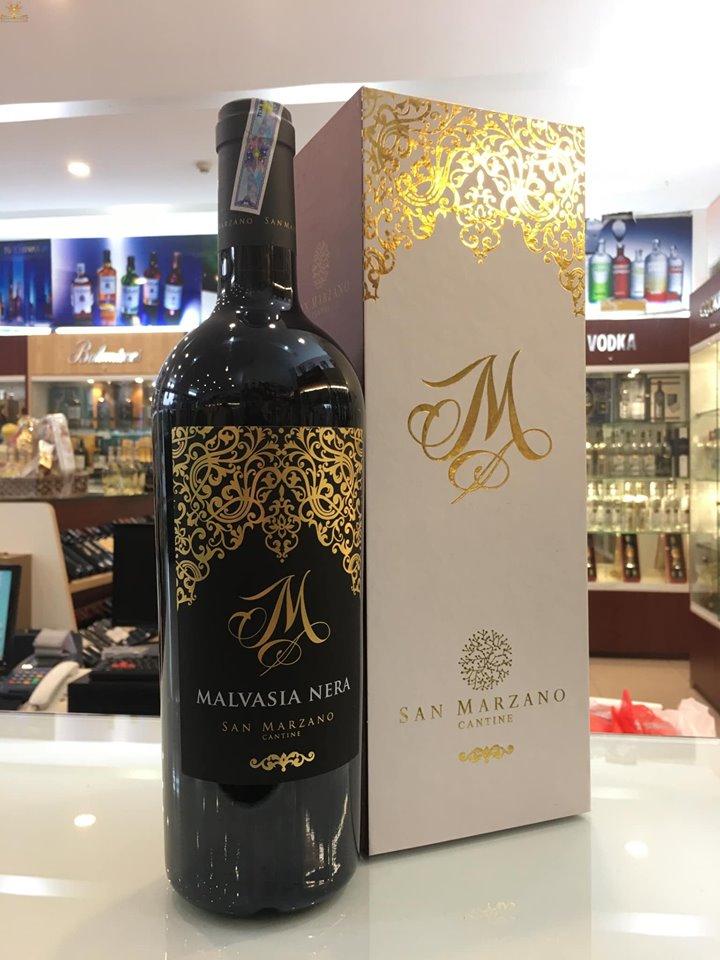 Rượu vang m malvasia nera tại Bình Định giá tốt nhất - Shop rượu 247