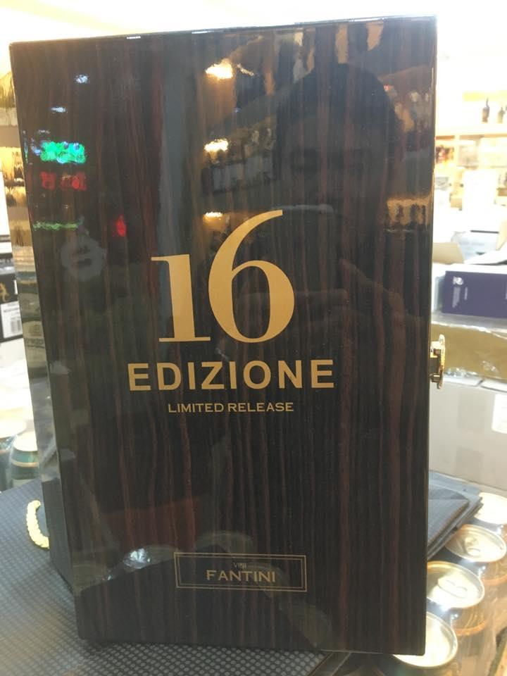 Rượu Vang Ý 16 Edizione Limited Release giá tốt tại Vũng Tàu - Shop rượu 247