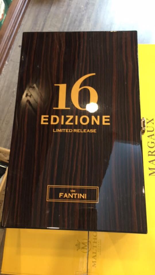 Rượu Vang Ý 16 Edizione Limited Release giá tốt tại Hồ Chí Minh - Shop rượu 247