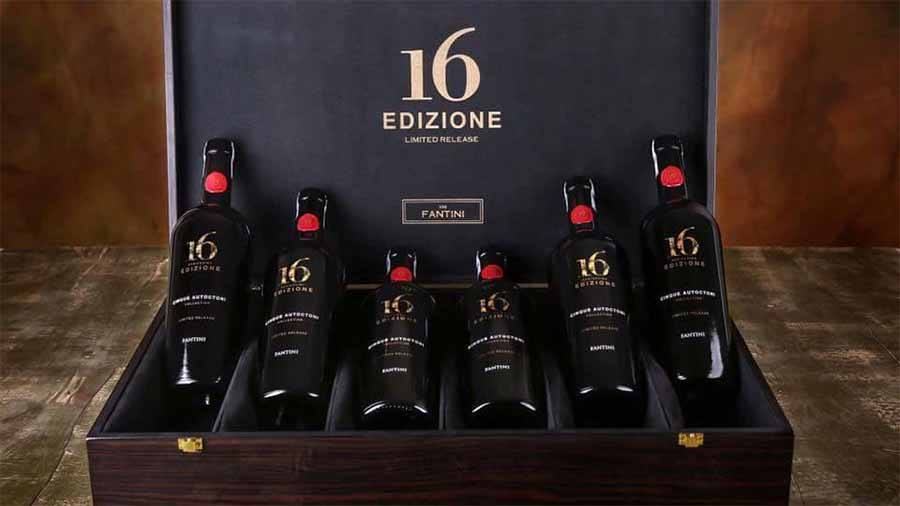 Nhập khẩu rượu vang Ý 16 Edizione Limited Release tại Cần Thơ giá tốt nhất