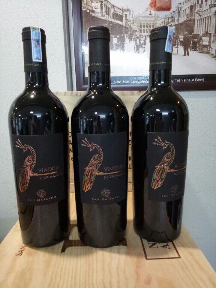 Rượu Vang Ý Vindoro tại Hồ Chí Minh giá tốt - Shop rượu 247