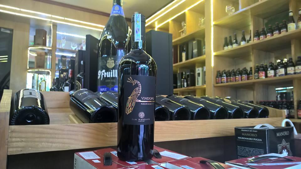 Rượu Vang Ý Vindoro tại Bình Dương giá tốt - Shop rượu 247