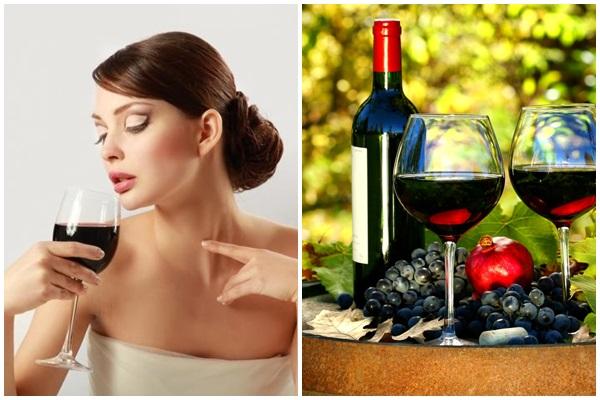 phân biệt rượu vang