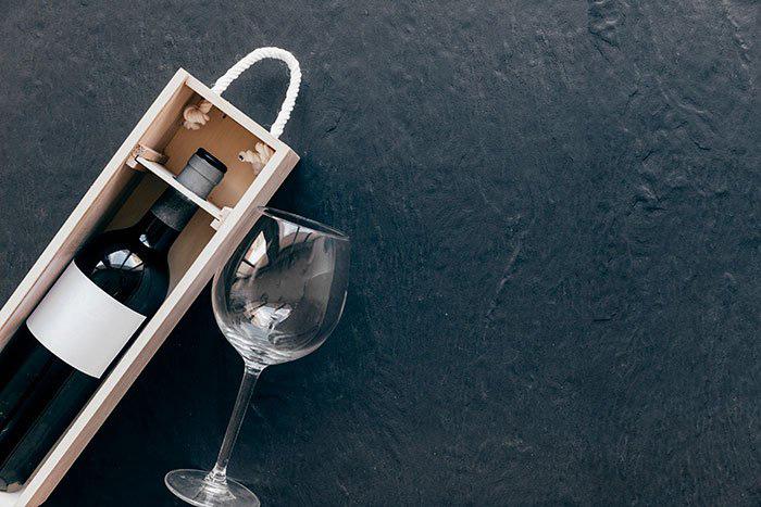 bí quyết tặng rượu vang