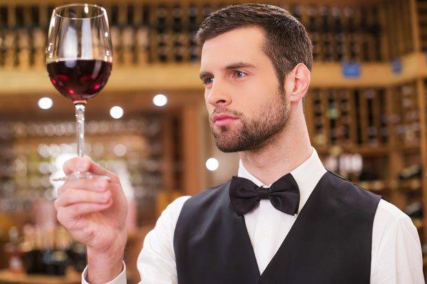 thưởng thức rượu vang