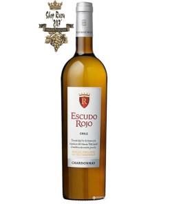 Rượu vang Chile Baron Philippe de Rothschild Escudo Rojo Chardonnay được là sự pha trộn giữa loại nho Chardonnay,