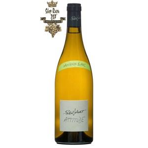 Vang Trắng Pháp Pascal Jolivet Attitude Sauvignon Blanc IGP 37.5 cL à lựa chọn hoàn hảo khi kết hợp với vị nho chín mọng và vị tannin mềm mại