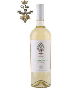Rượu Vang Ý IL Pumo Chardonnay có mầu vàng rơm đặc trưng. Hương thơm của các loại hoa nhài, hoa hồng , mùi của các loại quả dứa, chuối .