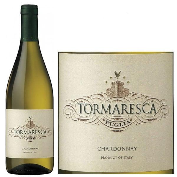Rượu vang Tormaresca Chardonnay Puglia IGT là một chai rượu nhẹ nhàng, thanh lịch. Rượu vang được trưởng thành