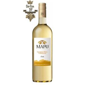 Vang Chile Baron Philippe de Rothschild Mapu White đặc trưng và nổi bật nhất phải kể đến là mùi đào chín, cam và chanh