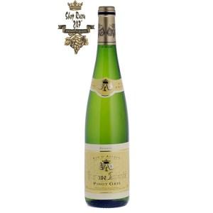 Rượu vang trắng Pháp Georges Duboeuf Pays d'Oc IGP Chardonnay với làn rượu màu vàng xanh đặc sắc. Cơ thể vang mang dấu ấn đầy tươi mới của hương chanh