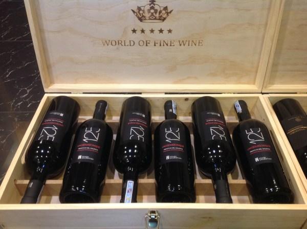 1 thùng x 6 Chai rượu vang 125 Primitivo Del Salento