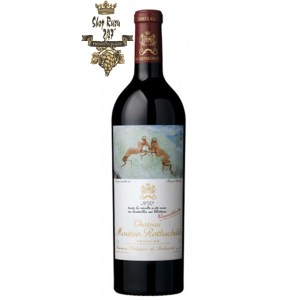 Chateau Mouton Rothschild Pauillac 2012