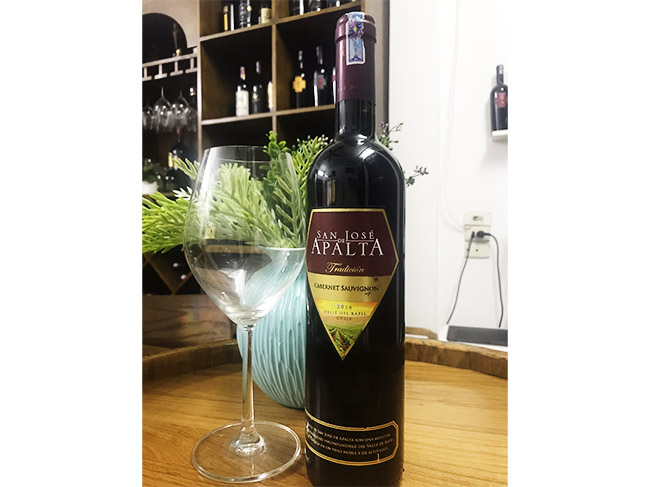 Rượu Vang Chile Apalta Cabernet Sauvignon