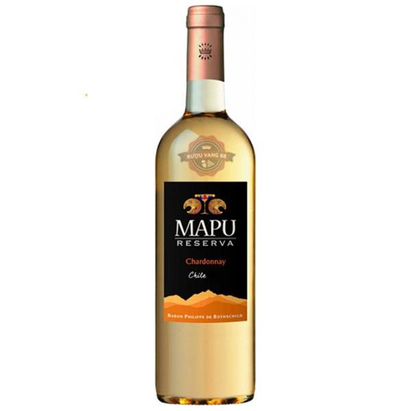 Rượu vang Chile Baron Philippe de Rothschild Mapu Reserva Chardonnay