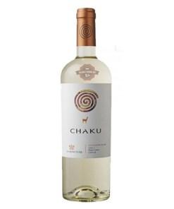 Rượu Vang Chile Chaku Sauvignon Blanc