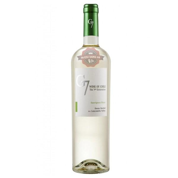 Rượu Vang Chile G7 Sauvignon Blanc