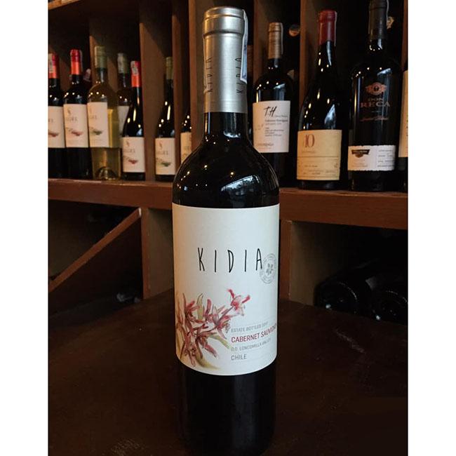 Rượu Vang Chile Kidia Cabernet Sauvignon