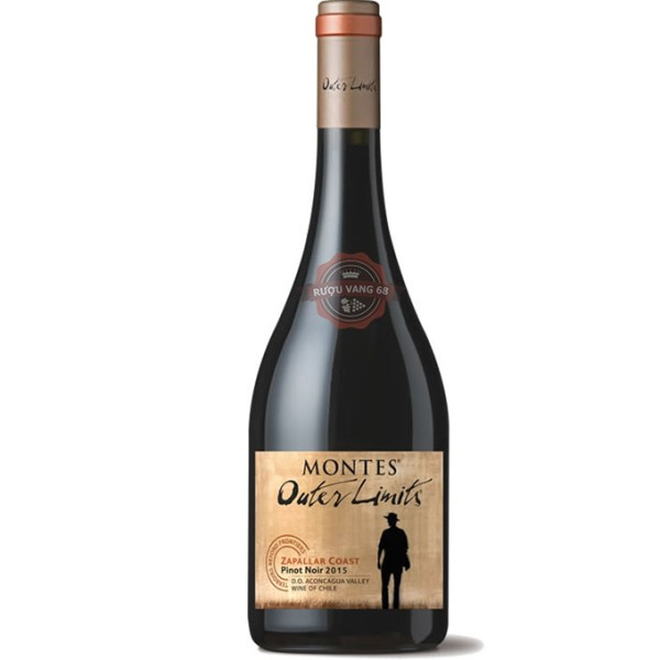 Rượu Vang Chile Montes Outer Limits Pinot Noir