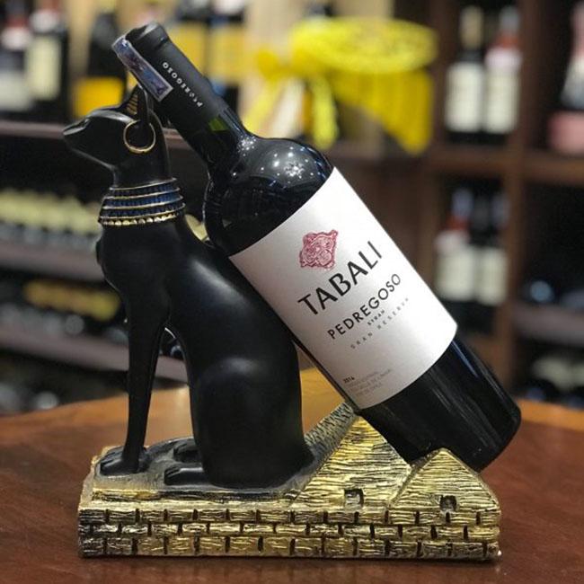 Rượu Vang Chile Pedregoso Syrah Gran Reserva Tabali