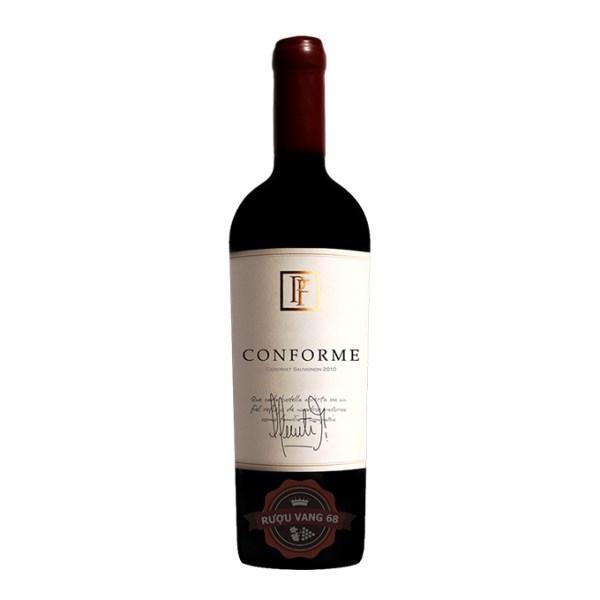 Rượu Vang Chile Punti Ferrer Conforme