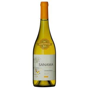 Rượu vang Chile Sanama Chardonnay
