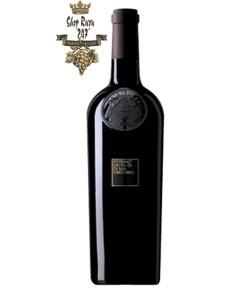 Rượu Vang Đỏ Patrimo Irpinia Campania Rosso Grape Merlot có mầu đỏ hồng. Hương thơm nổi bật của hương mứt, quả nhỏ mầu đỏ, đen, quả tuyết tùng,