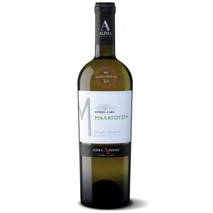 Rượu vang Hy Lạp Alpha Estate Malagouzia 2019