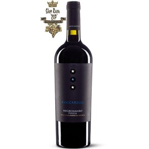 Rượu Vang Ý FARNESE Luccarelli Negroamaro (Ảnh từ nhà sản xuất)