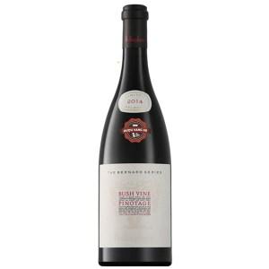Rượu vang Nam Phi Bernard Series Bush Vines Pinotage