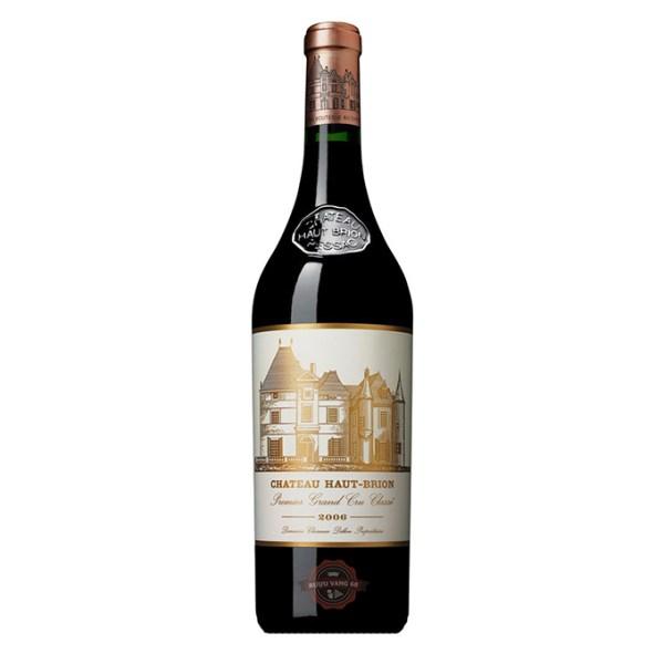 Rượu Vang Pháp Chateau Haut Brion 2006