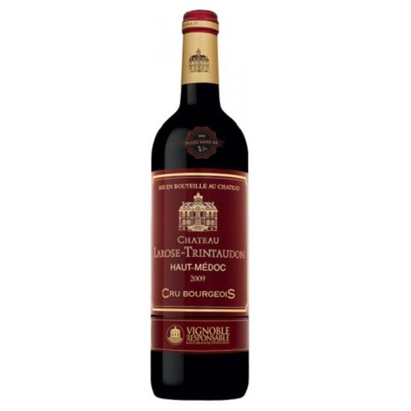 Rượu Vang Pháp Château Larose Trintaudon Haut Medoc Cru Bourgeois