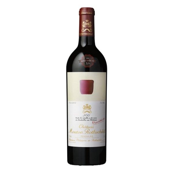 Rượu Vang Pháp Chateau Mouton Rothschild Pauillac 2013