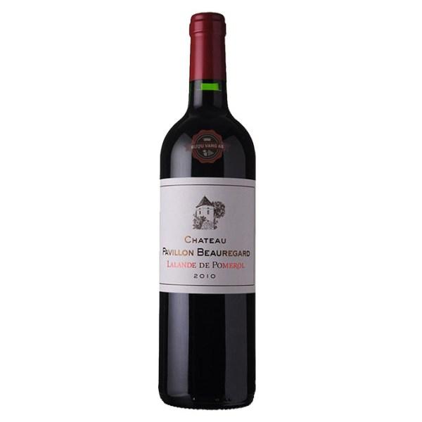 Rượu Vang Pháp Chateau Pavillon de Beauregard Lalande de Pomerol
