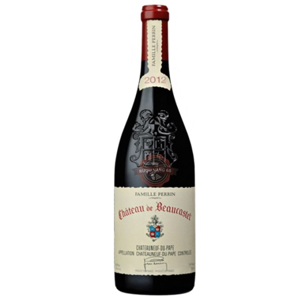 Rượu Vang Pháp Chateauneuf Du Pape Pont Du Rhone
