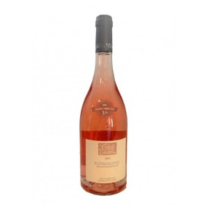 Rượu vang Pháp Clos Teddi Patrimonio Rose 2019