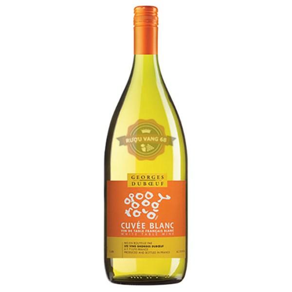 Rượu vang Pháp Georges Duboeuf Cuvée White