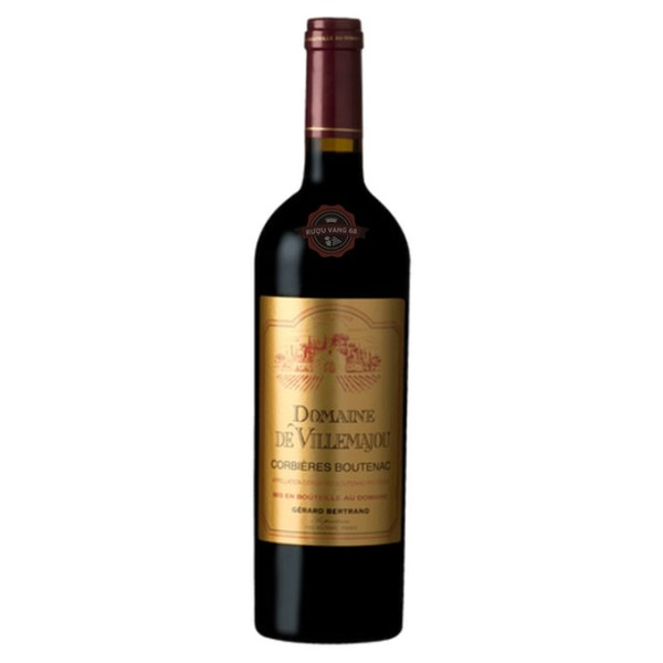 Rượu Vang Pháp Gerard Bertrand Domaine de Villemajou Minervois la Liviniere