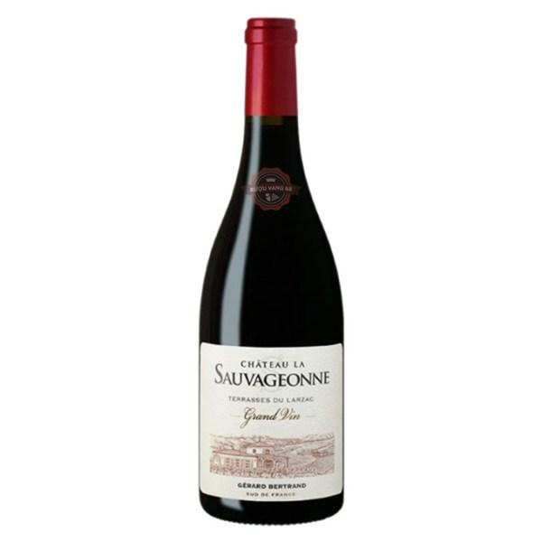 Rượu Vang Pháp Gerard Bertrand La Sauvageonne Coteaux du Languedoc