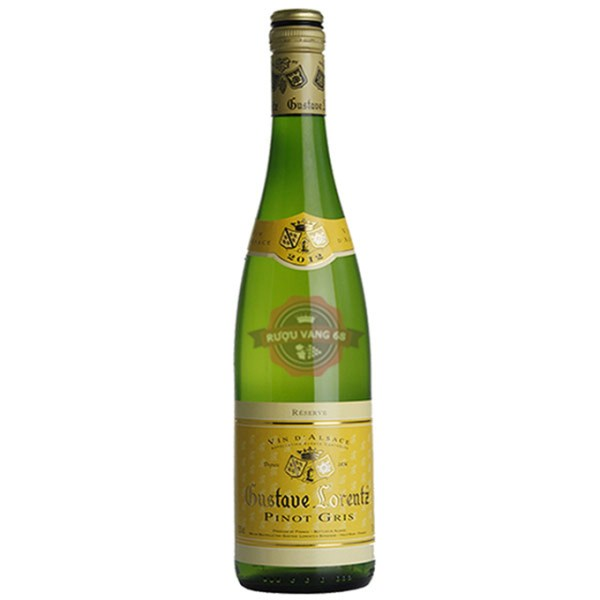 Rượu vang Pháp Gustave Lorentz Alsace Pinot Gris Reserve