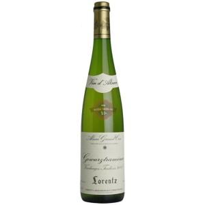 Rượu vang Pháp Gusvate Lorentz Alsace Vendanges Tardives