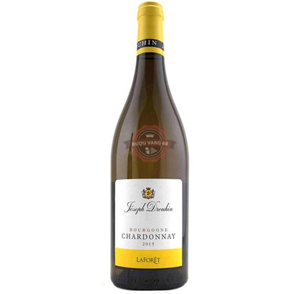 Rượu vang Pháp Joseph Drouhin Laforet Bourgogne Chardonnay